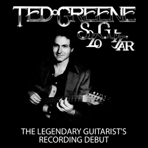 "Ted Greene: ""Solo Guitar"""