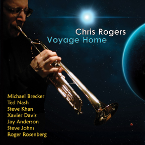"Chris Rogers: ""Voyage Home"""