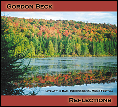 "Gordon Beck: ""Reflections"""